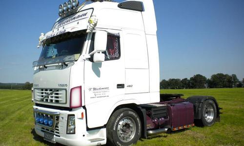 LKW Transporter