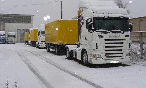 Transfer Semitrailers