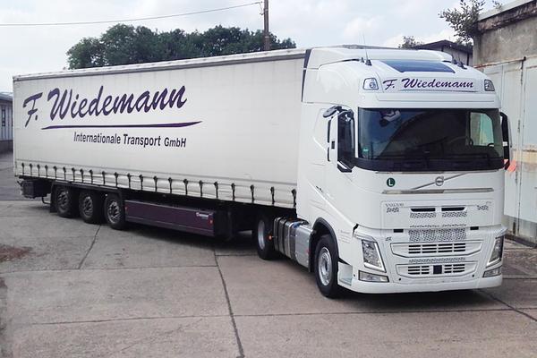 Wiedemann Transport Vehicle